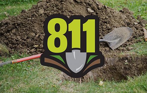 Call 811
