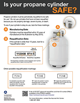 Propane Cylinder Safety Flyer