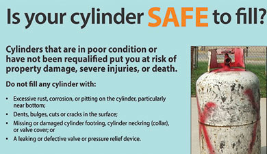 Cylinder Safety graphic