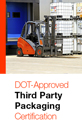 DOT-Aprpoved Third Party Packaging Certification Agencies