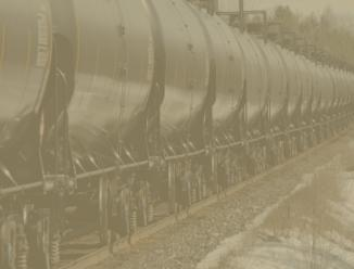 Image of rail tank cars